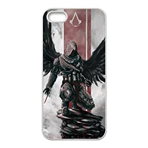 iPhone 5s phone case White Assassin's Creed LLLA2788618