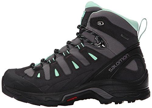 Multicolour Green Gtx Lucite Hiking Women''s Rise detroit High Asphalt Quest 000 Prime Salomon Boots H6Ax8