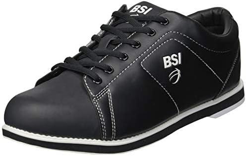 BSI Men's #751 Bowling Shoes, Black