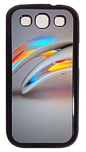 Samsung S3 Case 3D Abstract Design PC Custom Samsung S3 Case Cover Black
