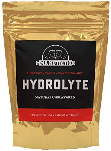 Hydrolyte - 100 Servings Sugar Free Electrolyte Powder with Magnesium, Potassium and Sodium - Boost Endurance and Reduce Fatigue with This Electrolyte Supplement - Maximum Hydration - Keto Friendly
