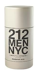 CAROLINA HERRERA 212 MEN desodorante stick 75 gr