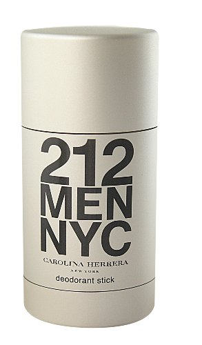 Carolina Herrera 212 Deodorant Stick for Men, 2.1 ()