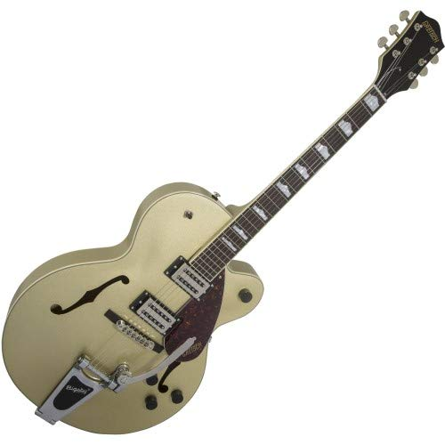 Gretsch G2420T Streamliner Hollow Body Electric Guitar (Gold Dust)