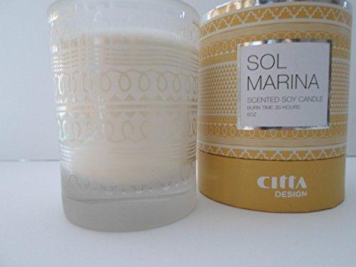 Citta Design - Sol Marina Soy Candle ()