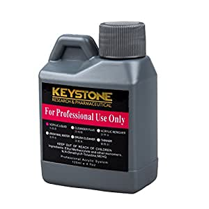 SODIAL Professional Acrylic Liquid for Nail Art Powder Tips 120ml