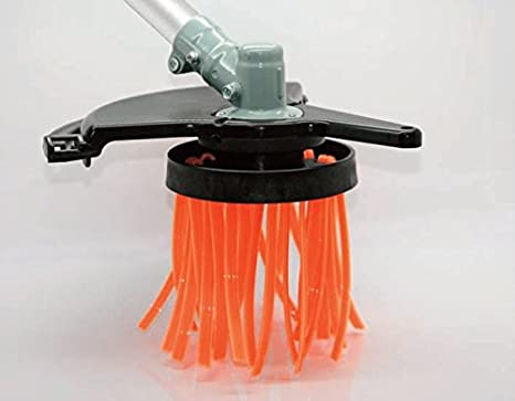 Arnetoli Motor Cepillo para desbrozadora Calamaro Cepillo para ...