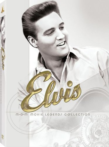 Elvis Presley MGM Movie Legends Collection: (Clambake / Frankie and Johnny / Follow That Dream / Kid Galahad) DVD | Box Set