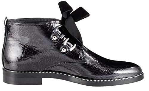 Chelsea Nero Maripé Femme Crush 35 Noir Beer Boots 27289 vHwqR1