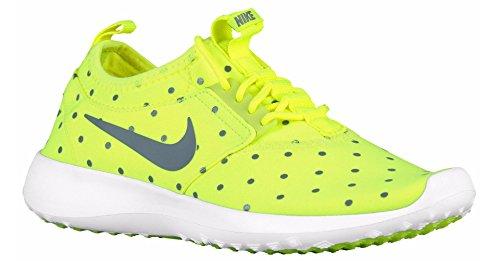 Nike 2015 Q3 Women Juvenate Print Fashion Sneaker Shoes Volt 749552-700 (US 9.0 Euro 40.5)