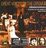 Great Voices of the Opera III: Barrientos, de Hidalgo, Gadski, Branzell (2 CD)