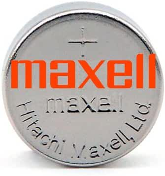 MAXELL Watch Battery 1.55V Button Cell Batteries MX 371 SR920SW