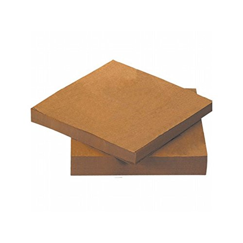 Box Packaging VCI Paper Sheets, 30#, 9'' x 9'' - Case of 1,000 by Box Packaging