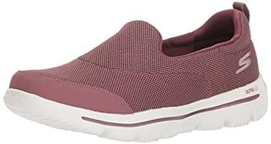 Skechers Womens 15730 Go Walk Evolution Ultra Rapids Pink Size: 5