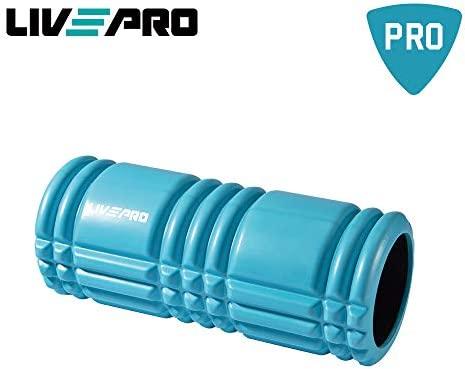 LivePro - Foam Roller Yoga Esercizio Rullo Schiuma EVA 15L ...