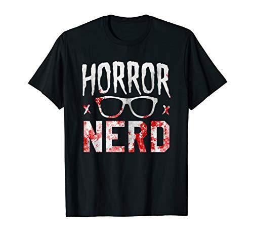 Funny Horror Movie Fan Shirt - Halloween Horror Nerd Gift