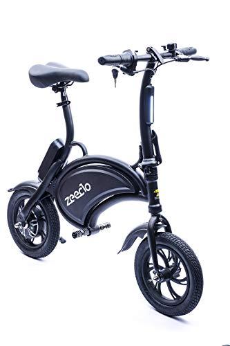 🥇 ZEECLO B200 Mini Ebike