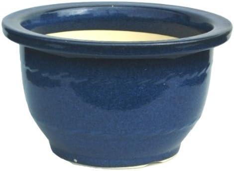 信楽焼 生子輪型 13号 大型植木鉢