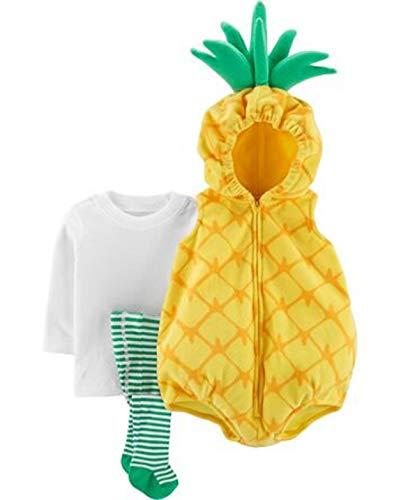 Carter's Baby Halloween Costume (Little Pineapple Yellow,