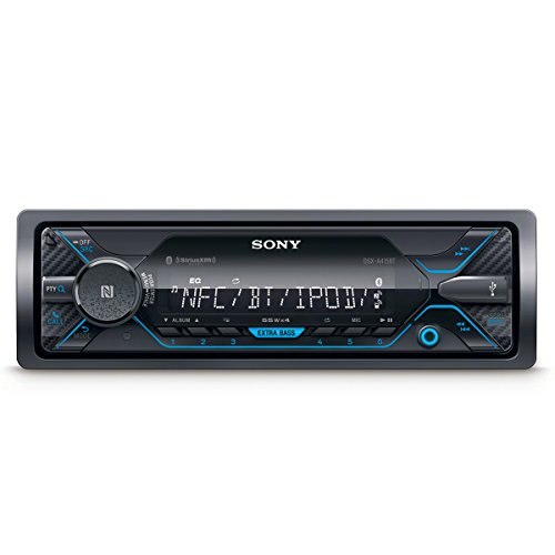 Sony DSXA415BT Digital Media Receiver with Bluetooth & Satellite Radio