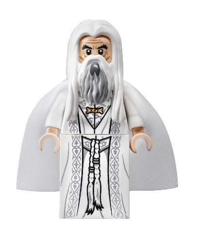Lego: Lord of the Rings (2013): Saruman the White - Loose Mini Figure