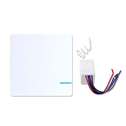 Aisence Wireless Lights Switch Kit, No Wiring No Wiring ... on power arduino, power solenoid, power mirrors, power starter, power resistors, power regulator, power horn, power paint, power audio, power trim, power coils, power filter, power controller,