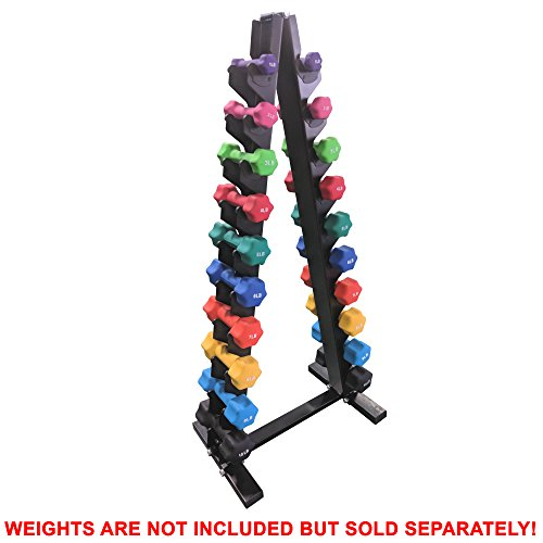 Titan Lightweight Dumbbell Tree by TITAN FITNESS (Image #6)