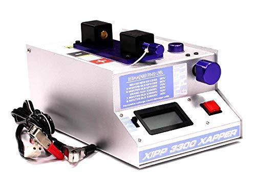 - Xipp RC Model Hop-ups XIPP50012 Xapper DCX3300 Ni-Cd & Ni-MH Battery Zapper with Digital Display