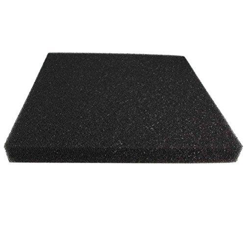 Dimart XY-1038 Aquarium Fish Tank Reusable Black Filter Biochemical Cotton Filter Foam Sponge for Fish Tank Pond