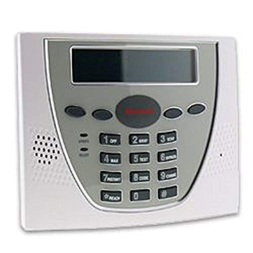 Security Honeywell Keypad (Honeywell 6460W Ademco/Honeywell Premium Alpha Keypad, White and Grey)