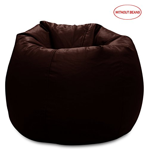 Story At Home XL Bean Chair without Beans (Chocolate Brown)