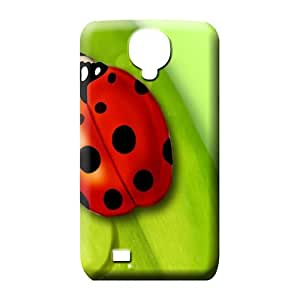samsung galaxy s4 Slim High-definition New Arrival Wonderful mobile phone back case lady bug
