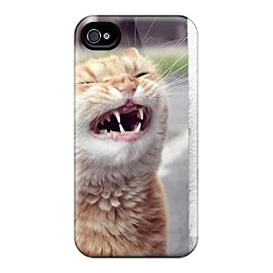 Sanp On Case Cover Protector For Apple Iphone 5C Case Cover (ha-ha-ha)