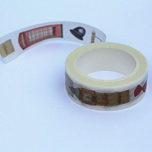 british flag tape - 2