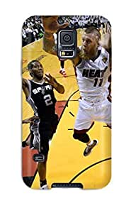 san antonio spurs basketball nba NBA Sports & Colleges colorful Samsung Galaxy S5 cases 4088745K672531263