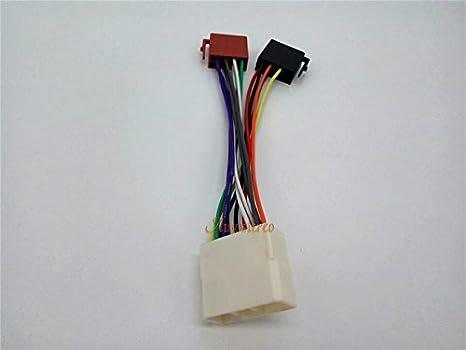 Autostereo ISO Standard Harness Radio Adapter for Subaru 1992+ Renault on subaru engine harness, subaru wire connectors, subaru wiring-diagram, subaru speaker connectors, subaru fuel line connectors,