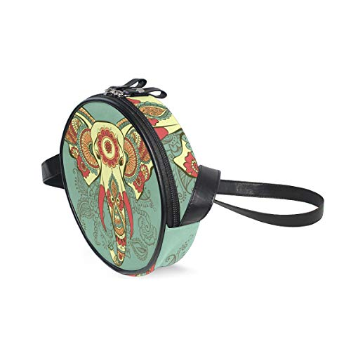 DragonSwordlinsu, Sac pour Femme à Porter à l'épaule Multicolore Multicolore s