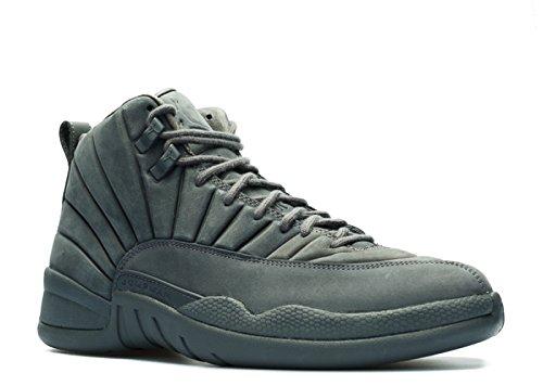 low priced b8c94 9e29b Air Jordan 12 AJ12 XII Retro PSNY Coal Basketball Shoes Men 130690-003 US12.