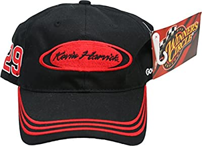NASCAR Kevin Harvick Throwback Velcro Back Cap Hat from Winners Circle