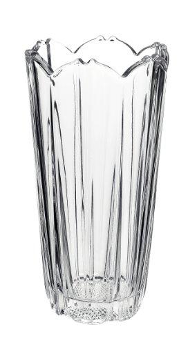 Bormioli Rocco Corolla Flower Vase, 9-Inch (Large)