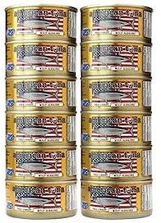 product image for American Tuna 3.5 oz w/Sea Salt (12 Pack)