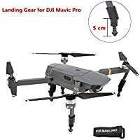 H-shopping Shock-Absorbing Taper Landing Gear for DJI Mavic Pro (Gray)