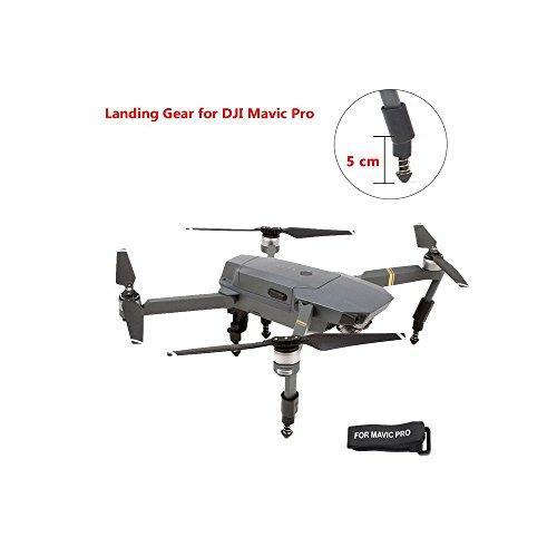 H-shopping Shock-Absorbing Taper Landing Gear for DJI Mavic Pro (Gray) by H-shopping