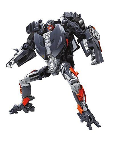 Transformers The Last Knight Walmart Exclusive Autobots Unite Deluxe Autobot Hot Rod