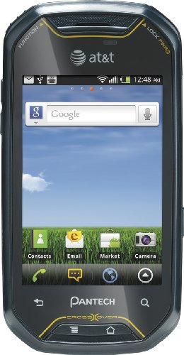 Pantech Crossover Android Phone - Touch Cingular Screen Phone