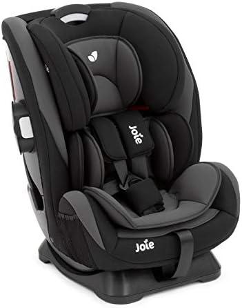 Joie, Silla de coche grupo 0+/1/2/3, negro (Two Tone Black)