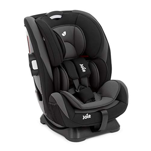Joie Every Stage Group 0+/1/2/3 Car Seat - Two Tone Black ...