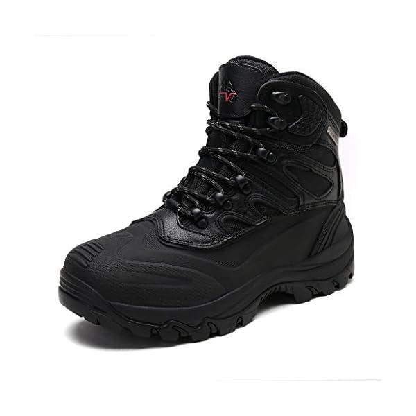 arctiv8 Men's Nortiv8 161202-M Insulated Waterproof Work Snow Boots