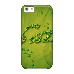 Nature Text Awesome cell phone shells Protective Beautiful Piece Of Nature Cases Shock Absorbing Iphone5c iphone 5c