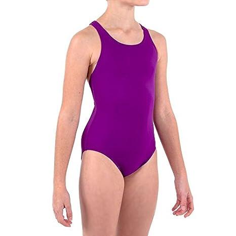 Für Original auswählen Farben und auffällig konkurrenzfähiger Preis Nabaiji Exklusive LEONY Mädchen Badeanzug Schwimmanzug ...